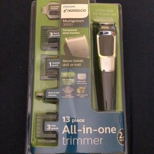 Phillips Norelco 13 piece All in One Trimmer - NIB